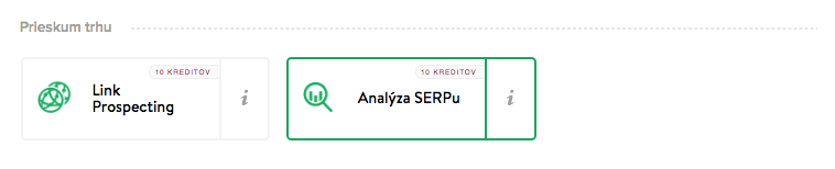Analýza SERPu Marketing Miner