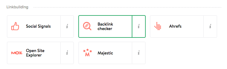 backlink checker - miner
