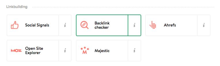 backlink checker - miner