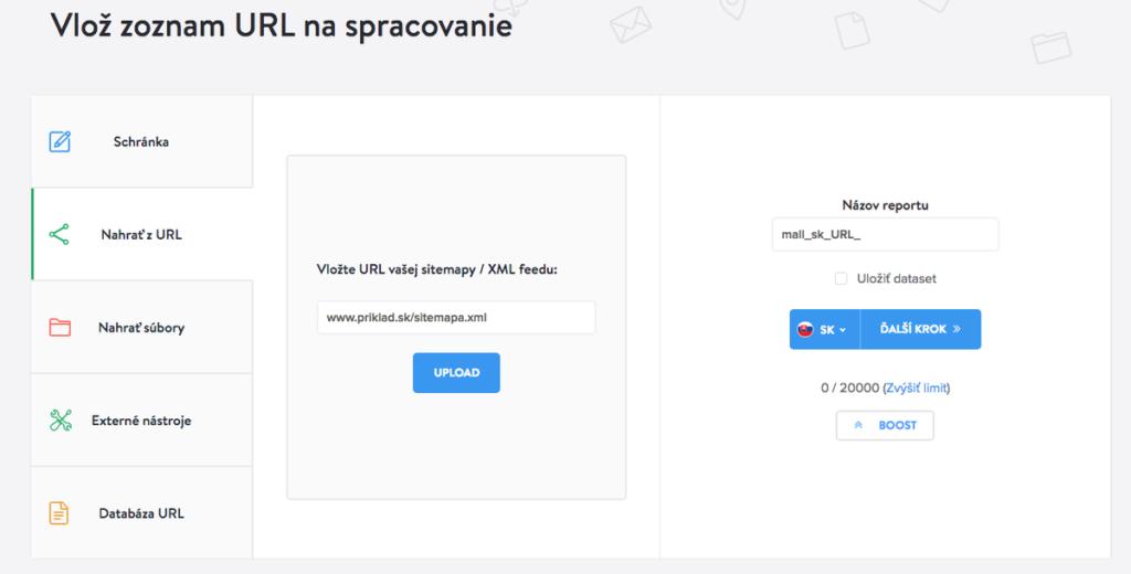 MOZ Sitemap