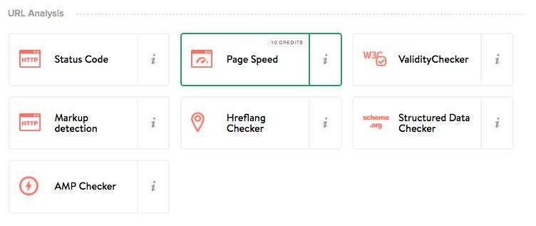 Page Speed miner - Marketing Miner