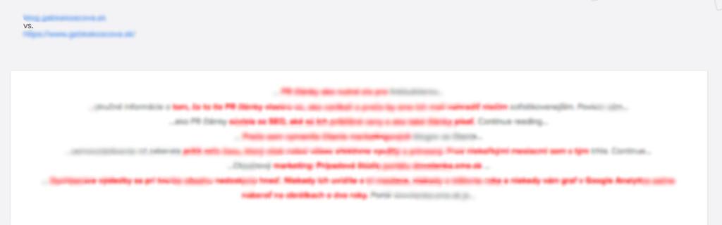 Plagiarism checker output analysis
