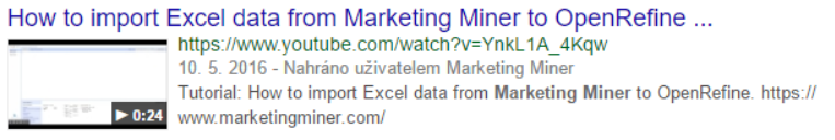 Video Thumbnail example